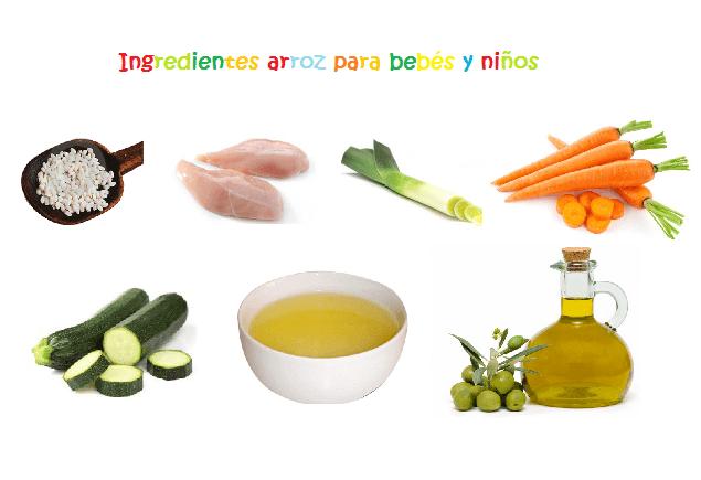 Arroz f cil para beb s y ni os hijos y alimentaci n for Que cocinar hoy facil y rapido